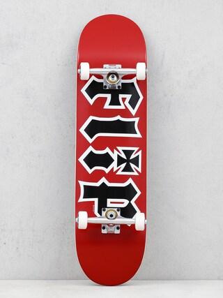 Flip HKD Komplett gu00f6rdeszka (red)