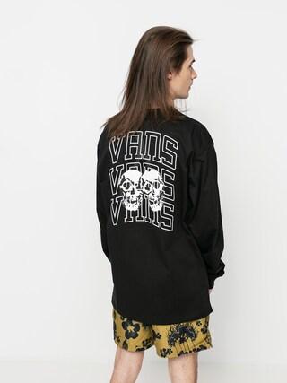 Vans New Varsity Hosszu00fa ujju00fa felsu0151 (black)