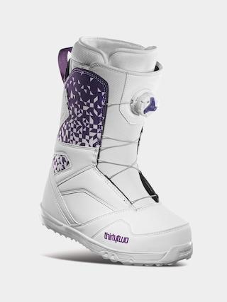 ThirtyTwo Stw Boa Wmn Snowboard cipu0151k (white/purple)
