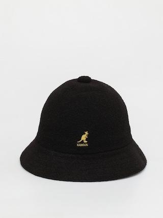Kangol Bermuda Casual Kalap (black/gold)