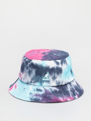 Kangol Tie Dye Bucket Kalap (rainbow)