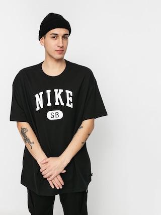 Nike SB Collegiate Ujjatlan felsu0151 (black/white)