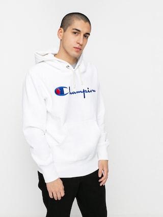 Champion Sweatshirt HD 215159 Kapucnis pulu00f3ver (wht)