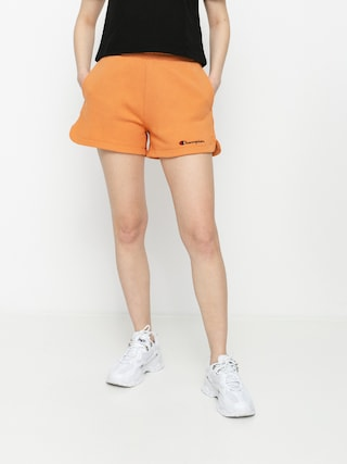 Champion Regular High Waist Shorts 114354 Wmn Ru00f6vidnadru00e1g (crml)
