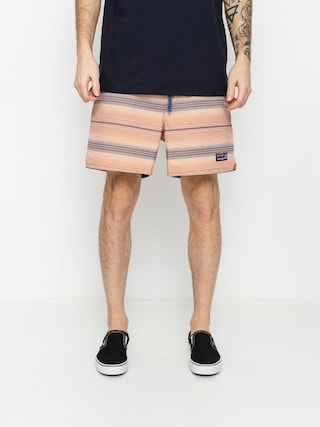 Patagonia Stretch Wavefarer Volley Shorts 16in Boardshort (rotation/mellow melon)