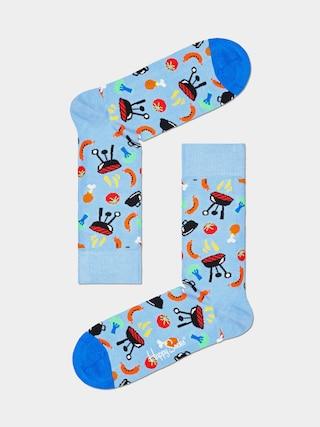 Happy Socks Barbeque Zokni (blue)