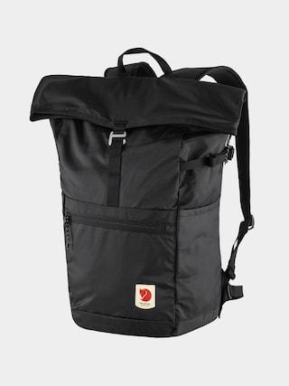 Fjallraven High Coast Foldsack 24 Hu00e1tizsu00e1k (black)