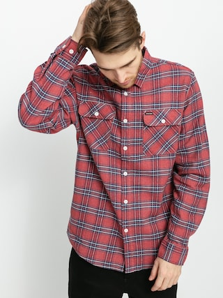 Brixton Bowery Lw X Flannel Ing (cowhide)