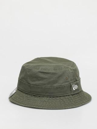 New Era Essential Bucket Kalap (green med)