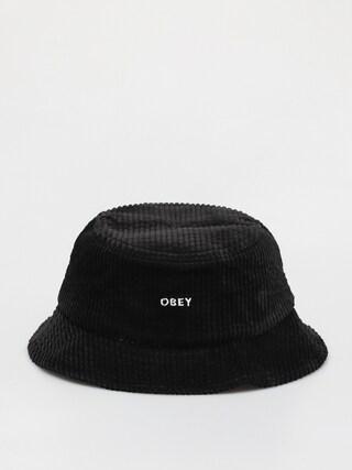 OBEY Bold Cord Bucket Kalap (black)