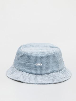 OBEY Bold Cord Bucket Kalap (ice blue)