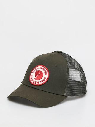 Fjallraven 1960 Logo Langtradarkeps ZD Baseball sapka (deep forest)