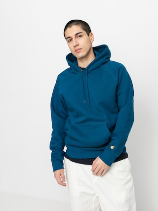 Carhartt WIP Chase HD Kapucnis pulu00f3ver (corse/gold)