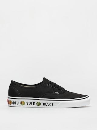 Vans Authentic Cipők (sidewall otw/black)