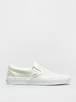 Vans Classic Slip On Cipu0151k (uv glitter pink/true white)