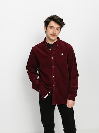 Carhartt WIP Madison Cord Ing (bordeaux)