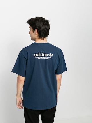 adidas 4 0 Logo Ujjatlan felsu0151 (crenav/white)