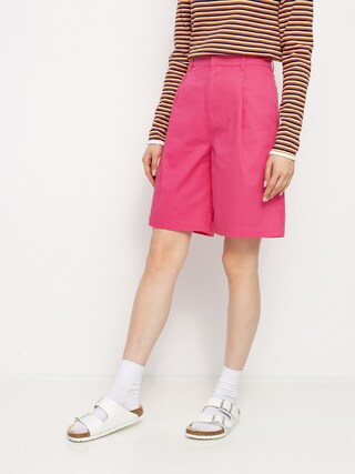 Stussy Lee Baggy Wmn Ru00f6vidnadru00e1g (hot pink)