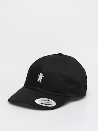 Grizzly Griptape OG Bear ZD Baseball sapka (black)