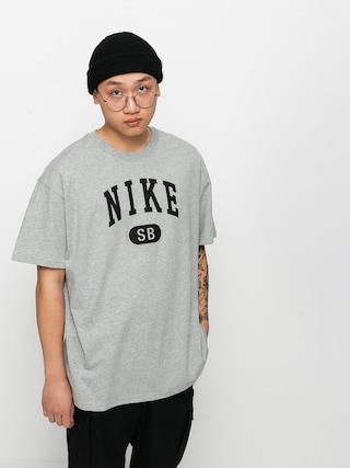 Nike SB Collegiate Ujjatlan felsu0151 (dk grey heather/black)