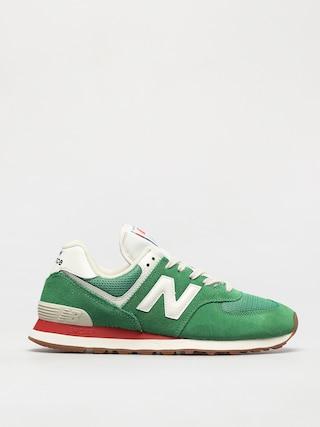 New Balance 574 Cipők (green)