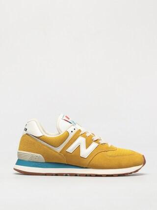 New Balance 574 Cipu0151k (varsity gold)