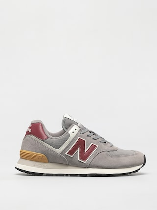 New Balance 574 Cipők (grey)