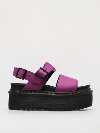 Dr. Martens Voss Quad Wmn Szandu00e1lok (bright purple hydro)