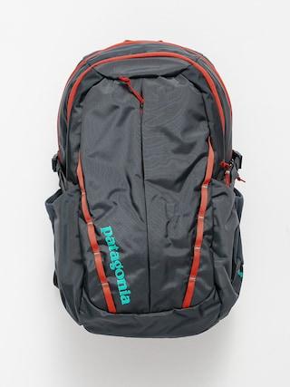 Patagonia Refugio Pack 28L Hu00e1tizsu00e1k (smolder blue w/roots red)