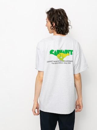 Carhartt WIP Runner Ujjatlan felsu0151 (ash heather)