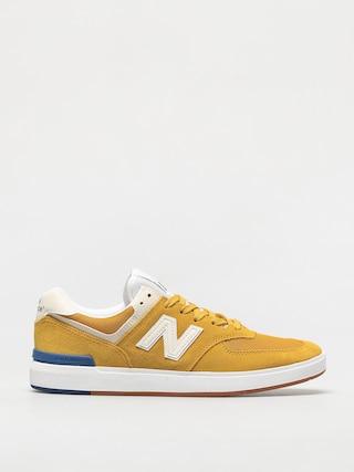 New Balance All Coasts 574 Cipu0151k (yellow)