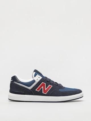 New Balance All Coasts 574 Cipu0151k (navy/red)