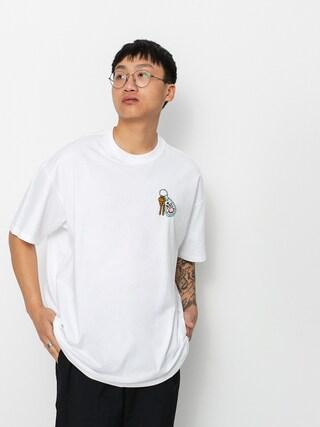 Nike SB Keys Ujjatlan felsu0151 (white)