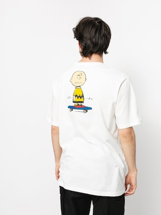 Element Peanuts Kruzer Ujjatlan felsu0151 (off white)