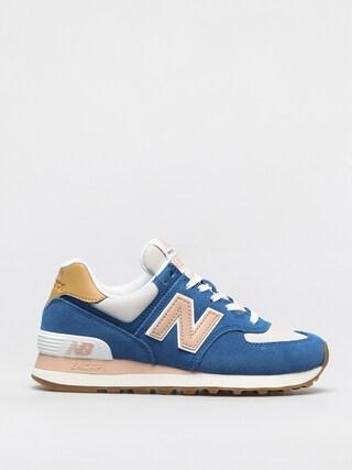 New Balance 574 Wmn Cipu0151k (blue/pink)