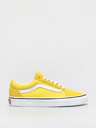 Vans Old Skool Cipu0151k (cyber yellow/true white)