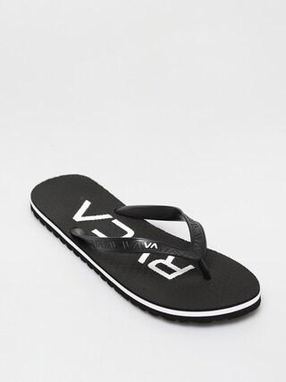 RVCA Trenchtown Sandals I lu00e1bujjas papucs (black)