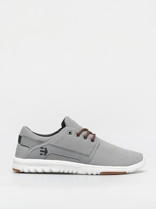 Etnies Scout Cipők (grey/brown)