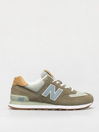 New Balance 574 Cipők (brown)