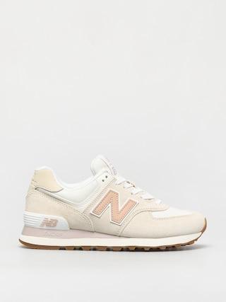 New Balance 574 Wmn Cipu0151k (white)
