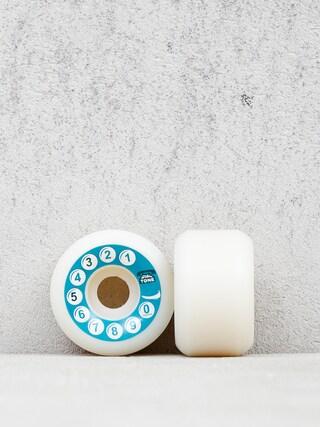 Dial Tone Og Rotary Standard Gu00f6rdeszka keru00e9k (white/teal)