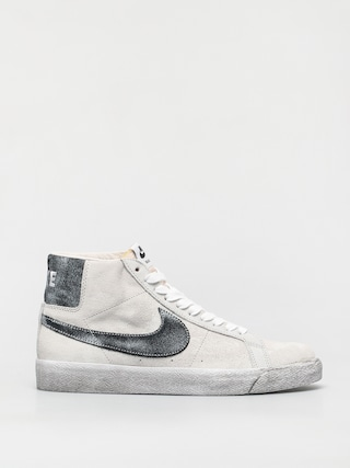 Nike SB Zoom Blazer Mid Premium Cipu0151k (grey fog/black white)