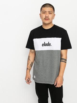 Elade Colour Block 2 pu00f3lu00f3 (black/white/grey)
