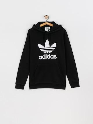 adidas Originals Trefoil HD Kapucnis pulu00f3ver (black/white)