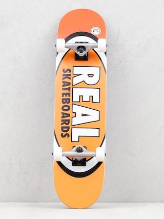 Real Tm Edition Oval Komplett gu00f6rdeszka (orange)