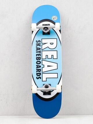 Real Tm Edition Oval Komplett gu00f6rdeszka (blue)
