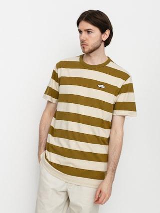 Vans Color Multiplier Stripe Crew póló (nutria/oatmeal)