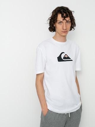 Quiksilver Comp Logo póló (white)