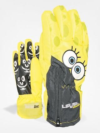 Level Lucky Kesztyu0171 (yellow)