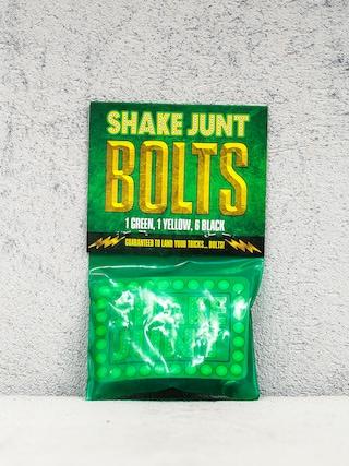 Shake Junt Bolts Phillips Csavarku00e9szlet (black/green/yellow)